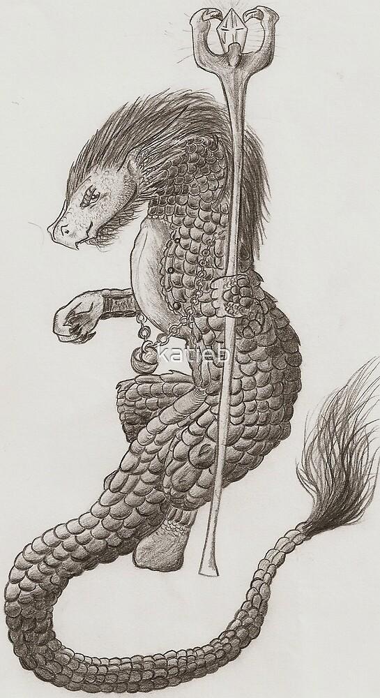 Dragon by katieb