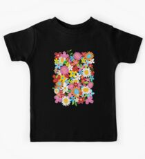 Whimsical Spring Flowers Power Garden II Kids Clothes