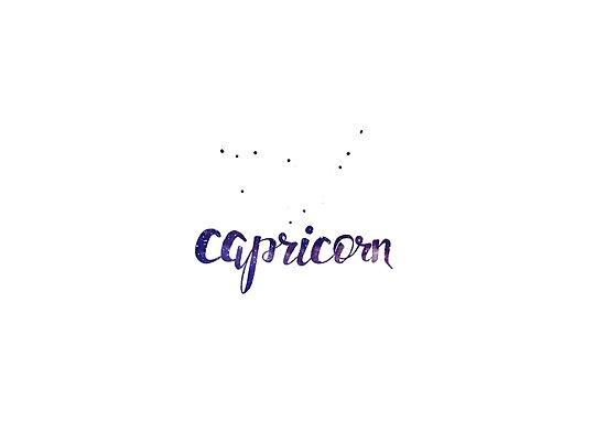 Capricorn by gabrielamccain