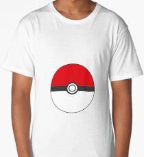 PokeBall Long T-Shirt