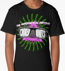 The Hypothetical Institute - COOKED UNITS Long T-Shirt