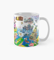 Super Mario 3D World game art Mug
