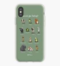How Are You Feeling? iPhone Case