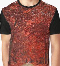 Wye Island Ruby Road Graphic T-Shirt