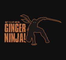The Ginger Knight