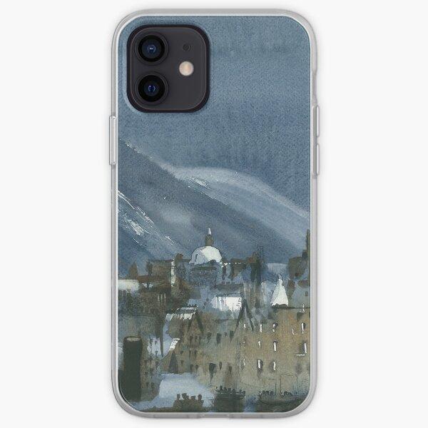 Edinburgh Winter 1 iPhone Flexible Hülle