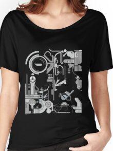cpchip2 computer chip tshirt design Women's Relaxed Fit T-Shirt