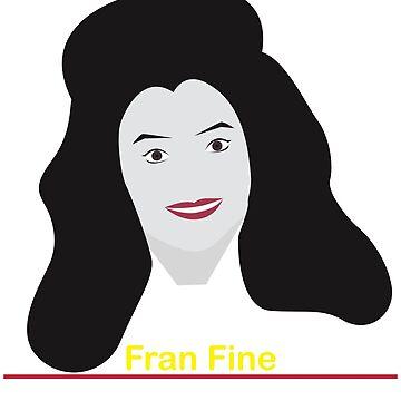 Fran Fine by poshlopez