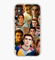 Riverdale: Archie Andrews Collage iPhone Case