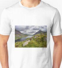 Tryfan and Lake Ogwen T-Shirt