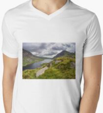 Tryfan and Lake Ogwen T-Shirt