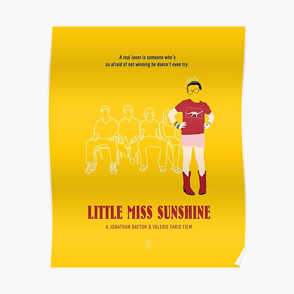 Petite Miss Sunshine Poster
