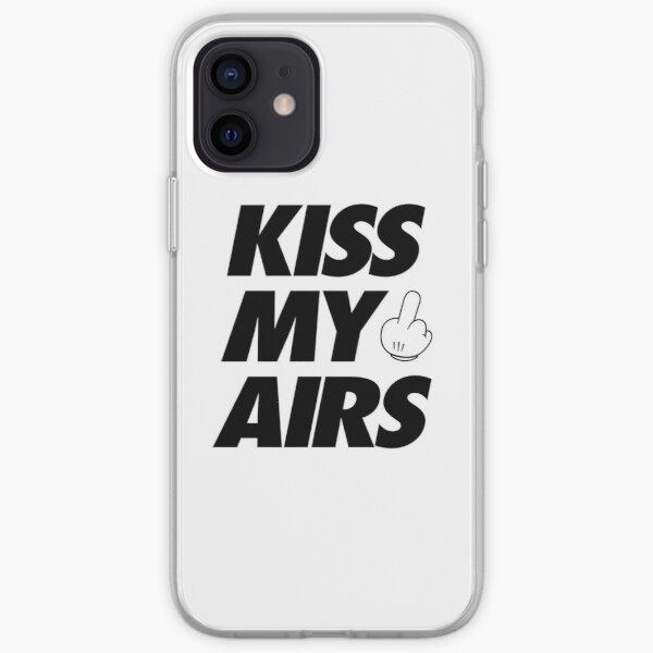 Embrassez mes airs Coque souple iPhone