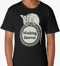 The Winking Skeever Long T-Shirt