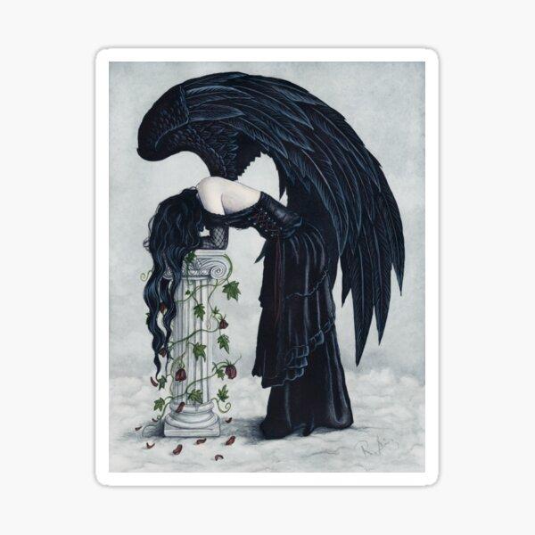 Despair Angel Sticker