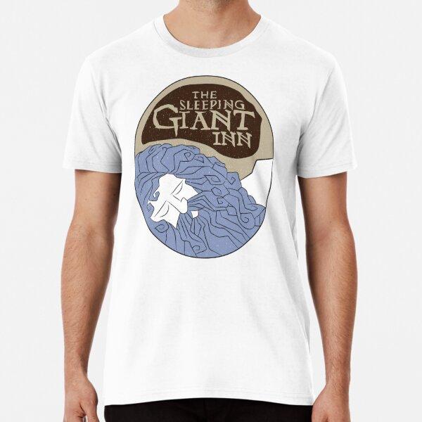 The Sleeping Giant Inn Premium T-Shirt