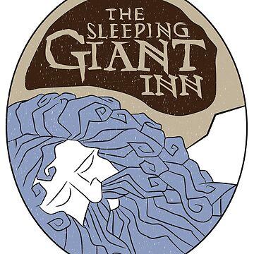 The Sleeping Giant Inn by Habitue