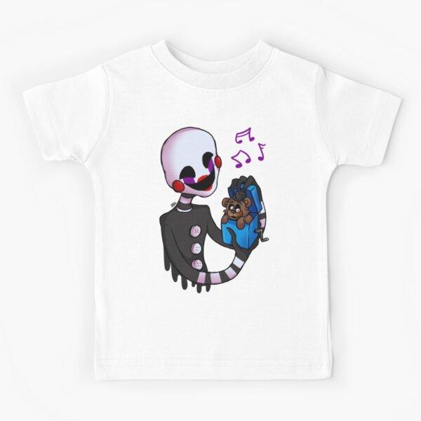 Marioneta Camiseta para niños