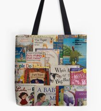 Childrens Books Tote Bag
