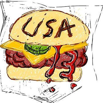 USA 2013 by Robotmangreg