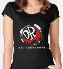 Team Danganronpa  Women's Fitted Scoop T-Shirt
