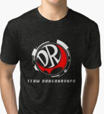 Team Danganronpa  Tri-blend T-Shirt
