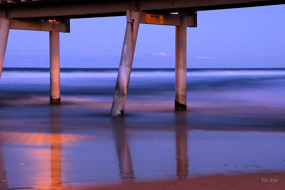 Evening Reflections by Nickie