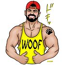 Big Woof by barebeef