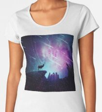 Majestic Women's Premium T-Shirt