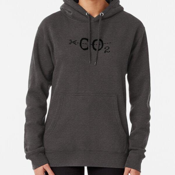 CO2 reduzieren Hoodie