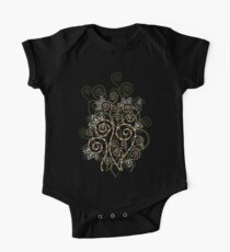 Boho Ethnic Spiral Dreams Kids Clothes