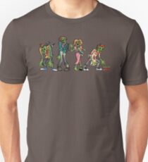 The Whole DEAD END BLOCK Zombie PACK T-Shirt