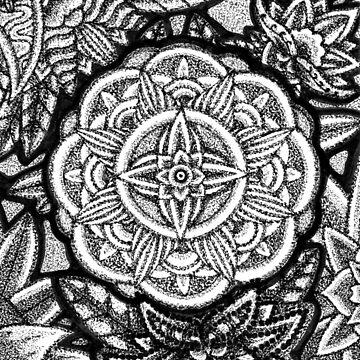 Mandala by Thoricartist