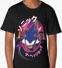 Sonic The Hedgehog Long T-Shirt