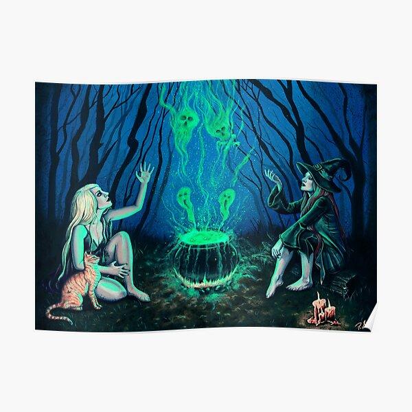 Witches' Cauldron Poster