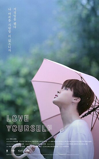 BTS LOVE YOURSELF JIMIN by BTS-EMPORIUM