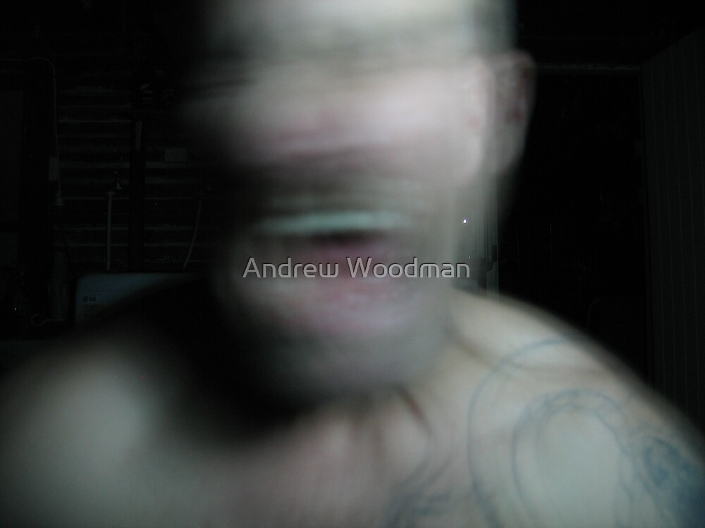 Enough by Andrew Woodman