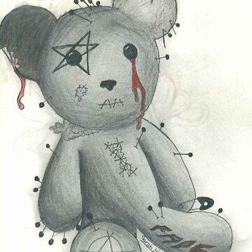 My Teddy by stitchmouth