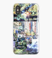 Scenes In The City iPhone Case/Skin