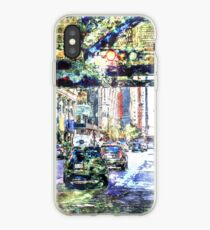 Scenes In The City iPhone Case