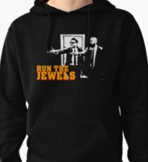 Pulp The Jewels Pullover Hoodie