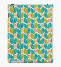 Vintage flowers. iPad Case/Skin