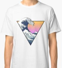 Great Wave Aesthetic Classic T-Shirt
