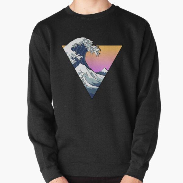 Great Wave Aesthetic Pullover Sweatshirt