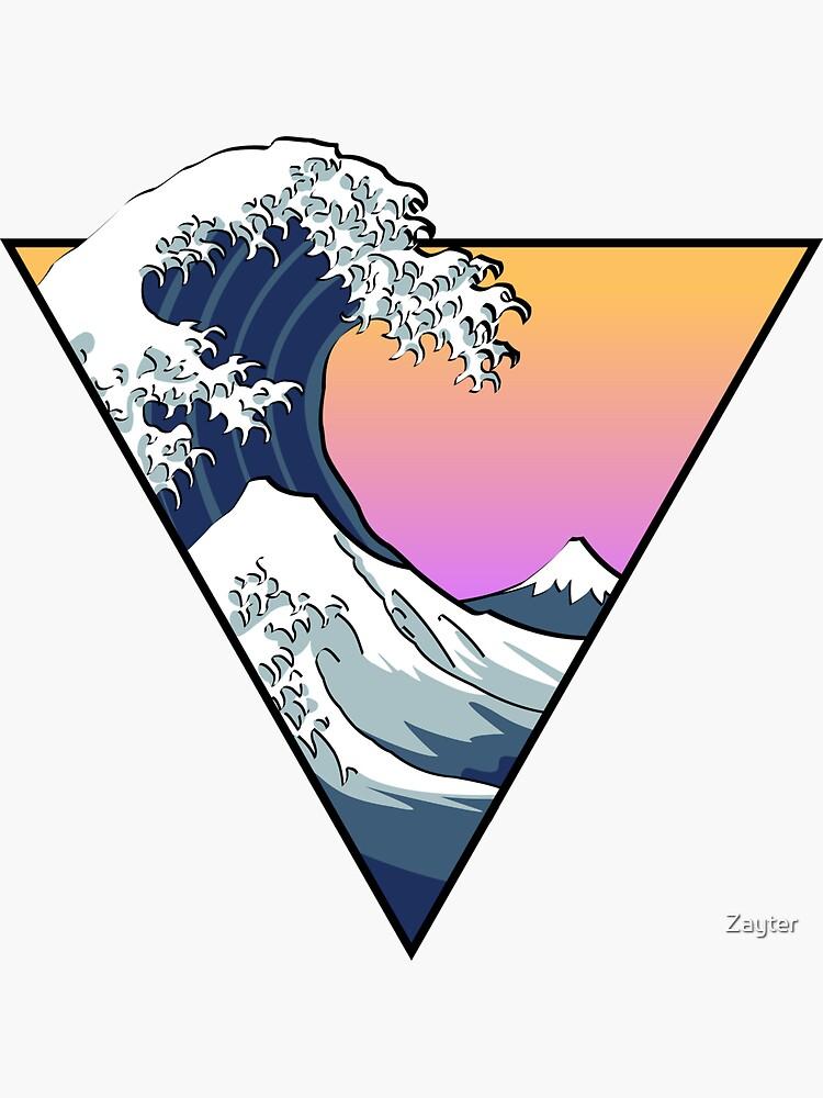 Gran ola estética de Zayter
