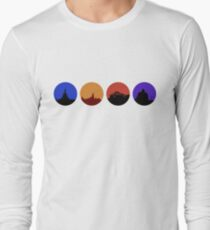 Attraction Circles V1 T-Shirt