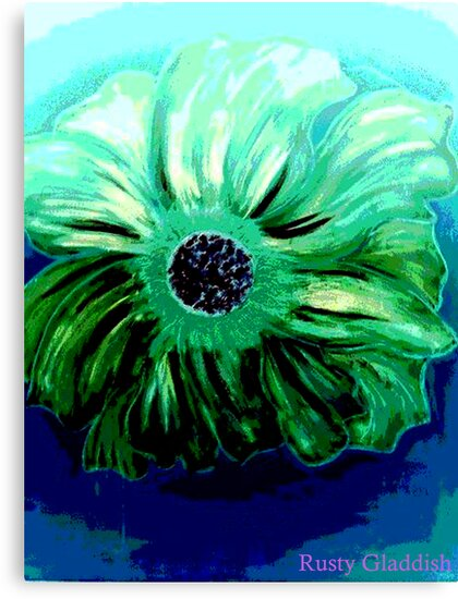 Una Flora by Rusty  Gladdish
