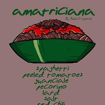 Pasta all'Amatriciana by BulaCignale