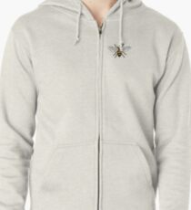 Save The Bees Zipped Hoodie