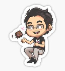 Chibi Markiplier Sticker